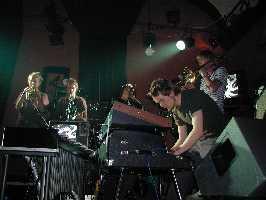 Jaga Jazzist (live på Gleng)