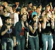 Norwegian Gospel Voices (live)