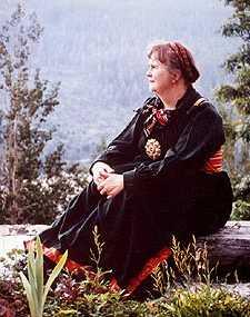 Agnes Buen Garnås (Foto: Anders Bruen)