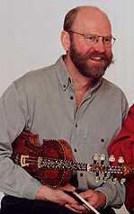 Gunnar Stubseid (Foto: Norsk Folkemusikkkatalog)