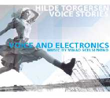 "Hilde Torgersen: ""Voice Stories""-cover"