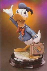 Donald Duck-statue