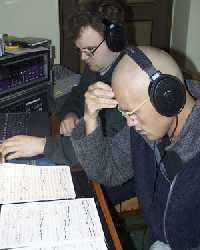 2L-sessions: fra innspillingen av Trumpetsonaten med Ole Edvard Antonsen i Sofienberg kirke
