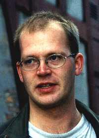 Jon Øivind Ness (Foto: Lisbeth Risnes, NMI)