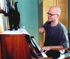 Jon Øivind Ness ved pianoet (Foto: TONO-nytt)
