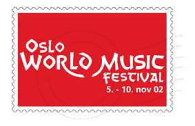 Oslo World Music Festival Logo 2002