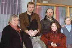 Rådet for folkemusikk og folkedans, 2001 (utsnitt)