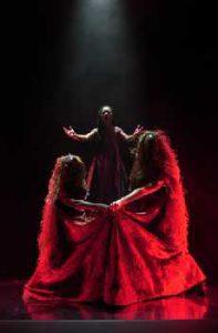 "Nordic Black Theatre: ""Osey Tutu"""