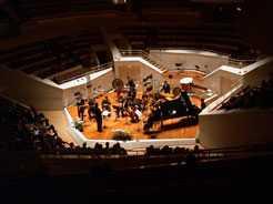 Berlinerfilharmoniens storband
