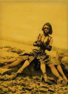 "Sandra Jensen: ""Aracne - The Spider Godess"""