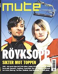 Röyksopp Mute cover