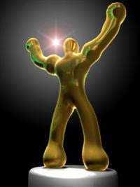 Nattguiden-statuett