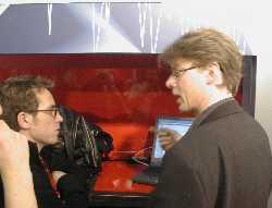 Erik Brataas, Phonofile, på Midem 2003