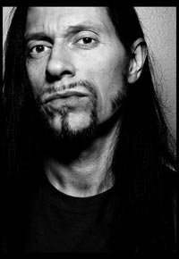 Svein Bjørge, 2003 (Foto: Nina Ruud)