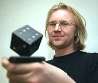 Håkon Moslet, 2002 (Foto: NRK)