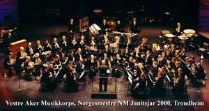 Vestre Aker Musikkorps