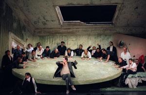 Den Norske Opera - bilder fra scenen 2002