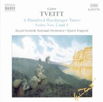 Geirr Tveitt: A Hundred Hardanger Tunes cover