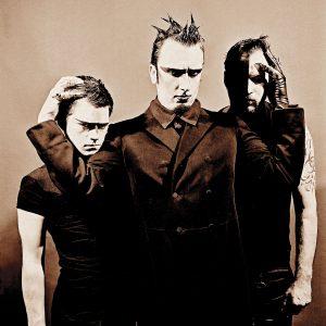 Gothminister - bandet (Foto: Sandra Jensen)