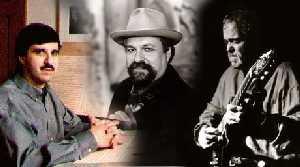 Vince Mendoza med Joe Lovano og John Abercrombie