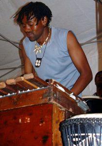 African Dream på Essens 2003 (Foto: Andrew J. Boyle)