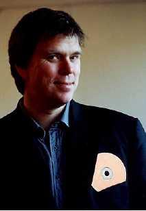 Glenn Erik Haugland, 2003 (Foto: Morten Løberg)