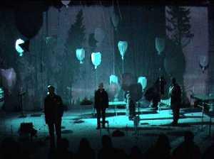 """Verdensteatret spiller """"Tsalal"""", 2003"""