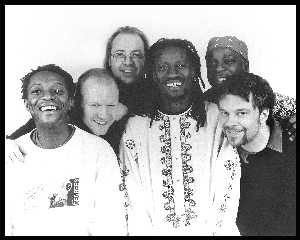 Cissokho System (Foto: Rikskonsertene.no)