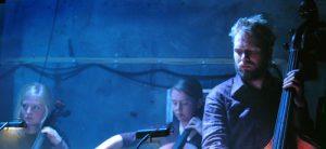 Lars Horntveth på Blå - Ultima 2003