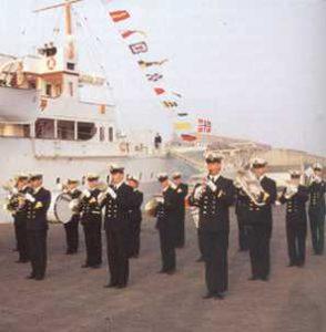Kongelige Norske Marines Musikkorps, 1994