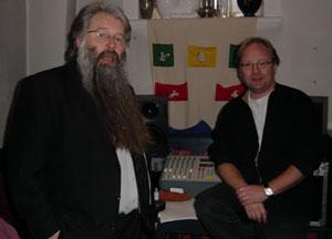 Per Oddvar Hildre og Alf Christian Hvidsteen (Foto: KKV)