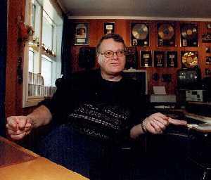 Philip Kruse, 2003 (Foto: Morten Løberg/Tono.no)