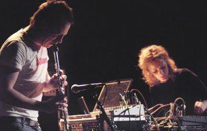 Hild Sofie Tafjord og Håkon Kornstad - All Ears 2004