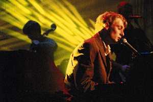 Julian Berntzen (Foto: Camilla Søyland)