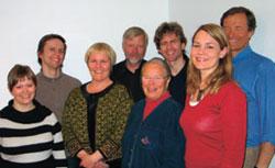 NFDs styre 2004 (Foto:Anne Hytta)