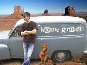 Home Groan (Foto: Bjørn Melbye)