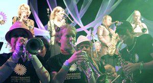 Unge musikanter, Kongsbergjazz 2004