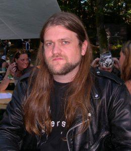 Ivar Bjørnson, Enslaved (Foto: Maia M.H. Drachensteen)