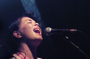 Solveig Slettahjell - Oslo Jazzfestival 2004