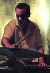 Paal Nilssen-Love - Oslo Jazzfestival 2004