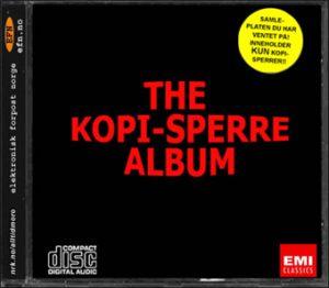 NRK Alltid Moro - The Kopisperre Album