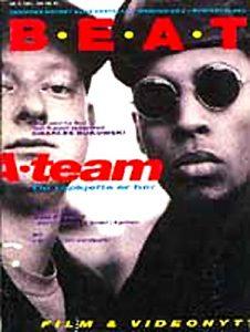 A-Team på omslaget av Beat, 1991