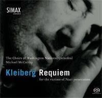 Ståle Kleiberg: Requiem, CD-cover