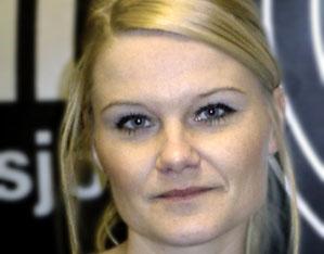 Monica Larsson, NRF (Foto: Norock.no)