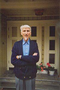 Egil Hovland (Foto: Jens Magnus, TONO-nytt)