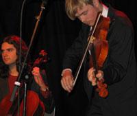 Majorstuen ved Gjermund Larsen og Andreas Ljones, 2004 (Foto: Kvinten)