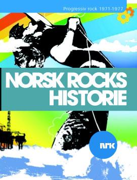 Norsk rocks historie (CD, vol. 6)