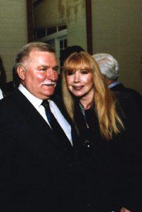 Alex og Lech Walesa, 2002