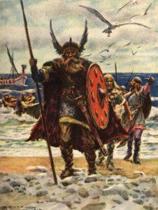 Vikingmaleri