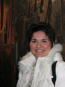 Monica Georgeta Tomescu, 2004